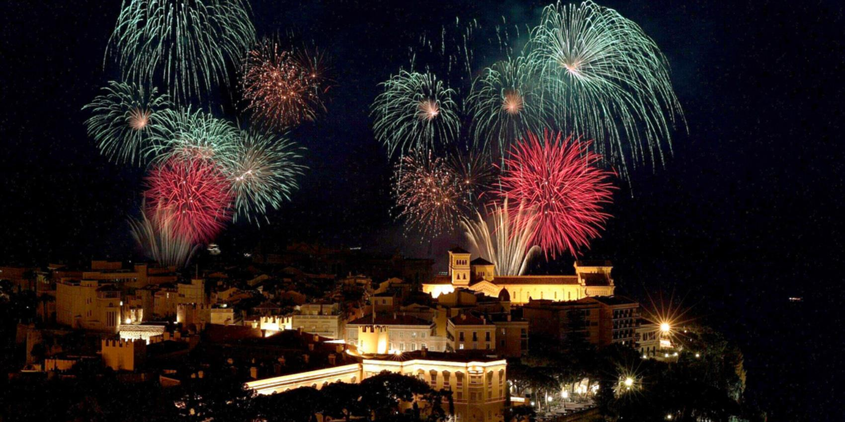 Image result for monaco fireworks