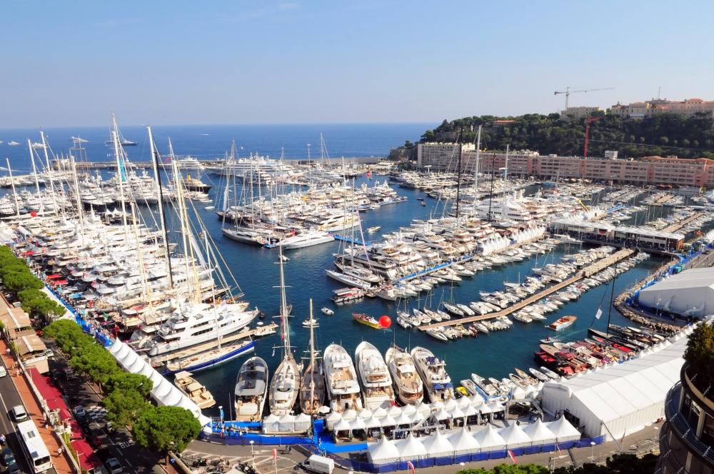 2017 новый русский Яхт клуб монако