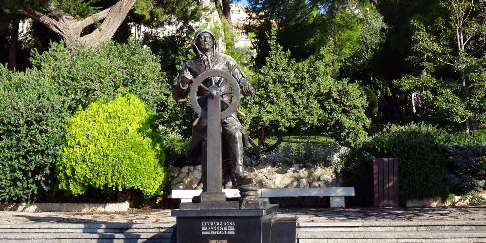 Les plus beaux jardins de monaco - Saint cyprien les jardins de neptune ...