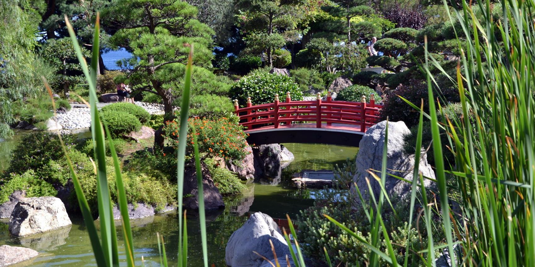 Le jardin japonais - Jardin zen japonais ...